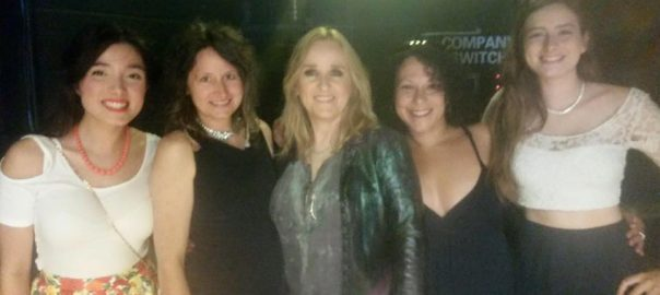 Melissa Etheridge joins the Sunrise Soap cult!